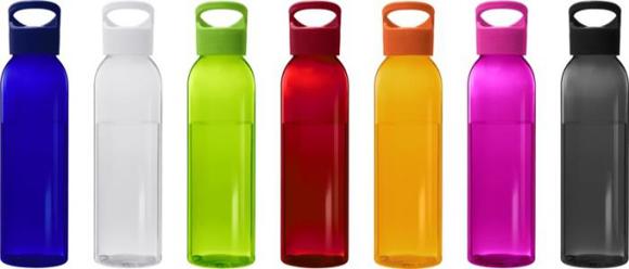 Picture of 650 ml Tritan™ sport bottle.