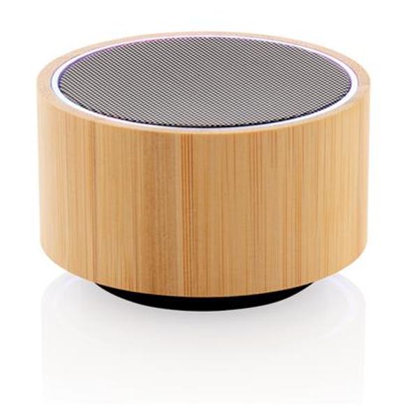 bamboo wireless speaker
