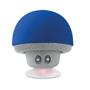 Mushroom speaker blue