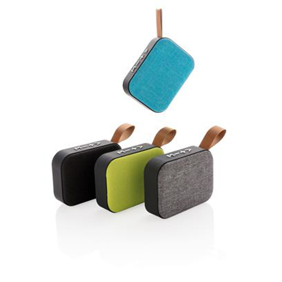 Fabric speaker group