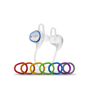 Ring earbuds white