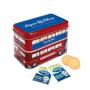 bus tin - tea & biscuits