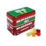 bus tin - gummy bears