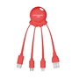 Octopus cable red