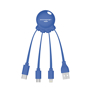 Octopus cable blue