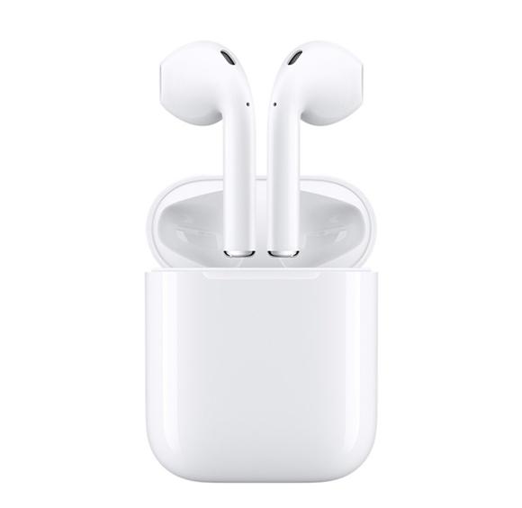 Bluetooth earphone white