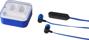 colour pop earbuds blue