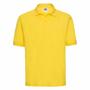 539m polo - yellow