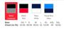 lv290 colours sizes