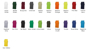 jc007 colours