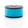 Geometric speaker blue