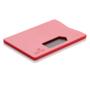 RFID card holder red