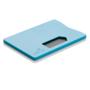 RFID card holder blue