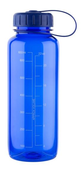 Turtle bottle blue