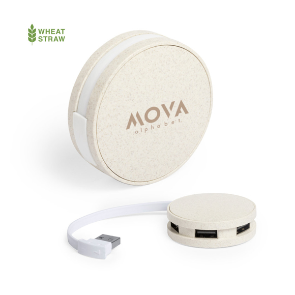 Picture of Eco friendly usb hub