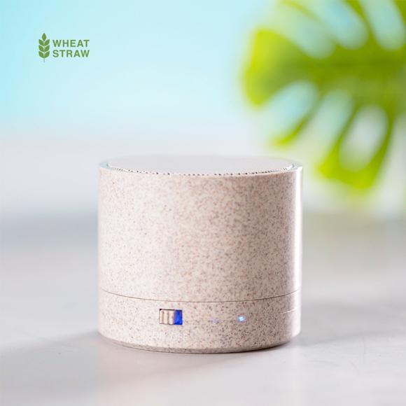 Eco bluetooth speaker