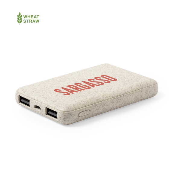 Picture of Eco friendly 5000 mAh powerbank