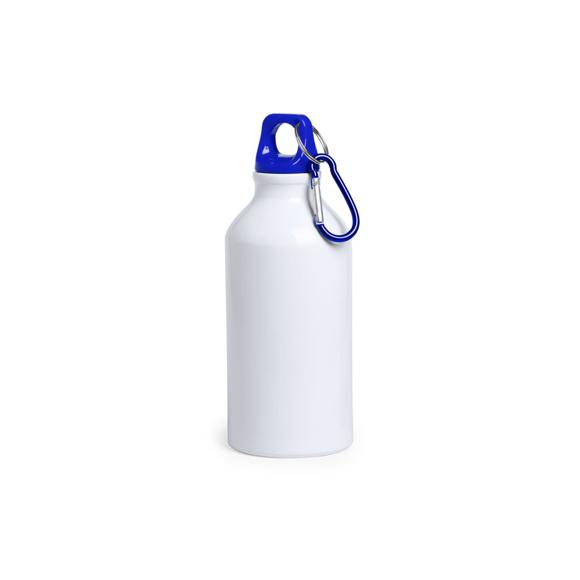 Bicolour bottle blue