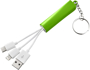 light up multi cable green