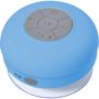 water resistant speaker light blue