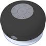 water resistant speaker black