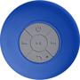 water resistant speaker royal blue