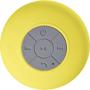 water resistant speaker yellow