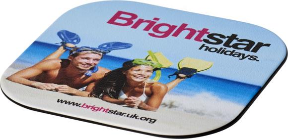 Brite mat coaster