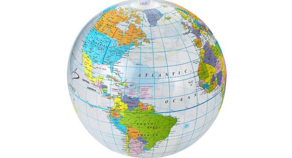 19538615 WORLD BEACH BALL