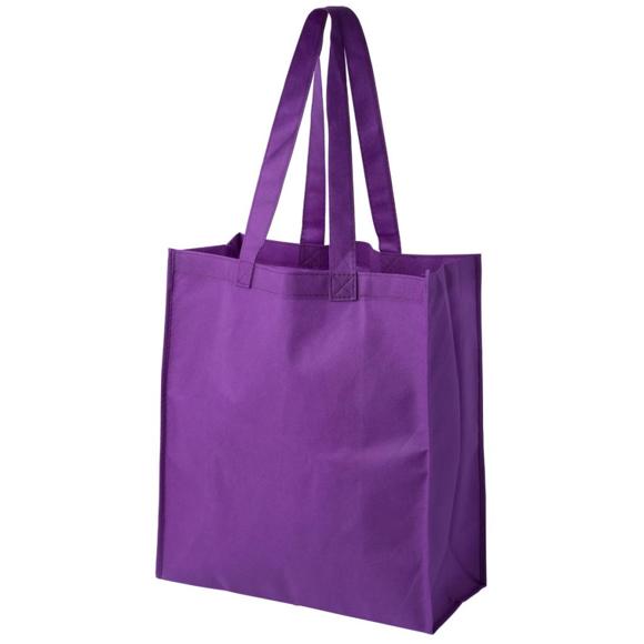 Market shopper purple
