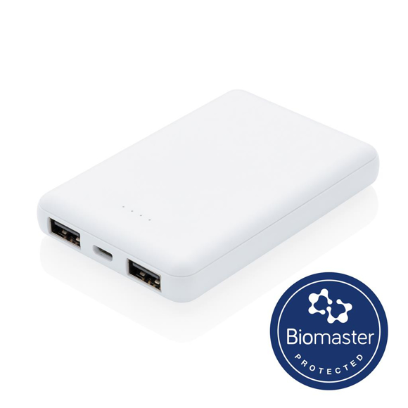 Picture of 5000 mAh antimicrobial powerbank