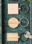 bamboo keyrings