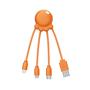 eco octopus orange